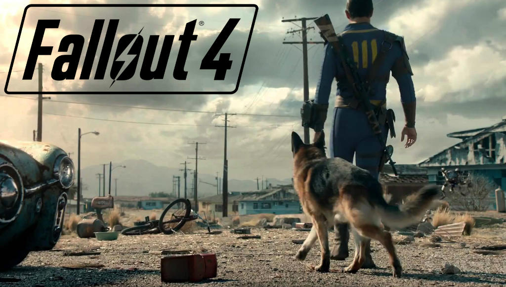 Fallout 4 Download with ALL DLC
