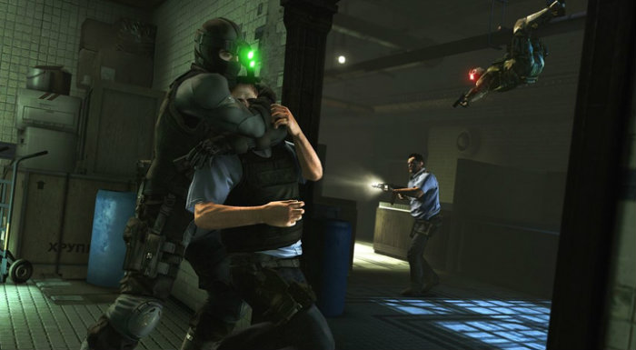 Splinter Cell Conviction Download Free Game