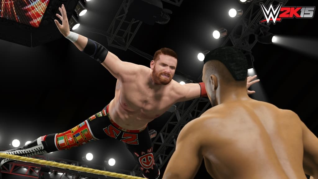 WWE 2k15 Free Download for PC full game all DLC