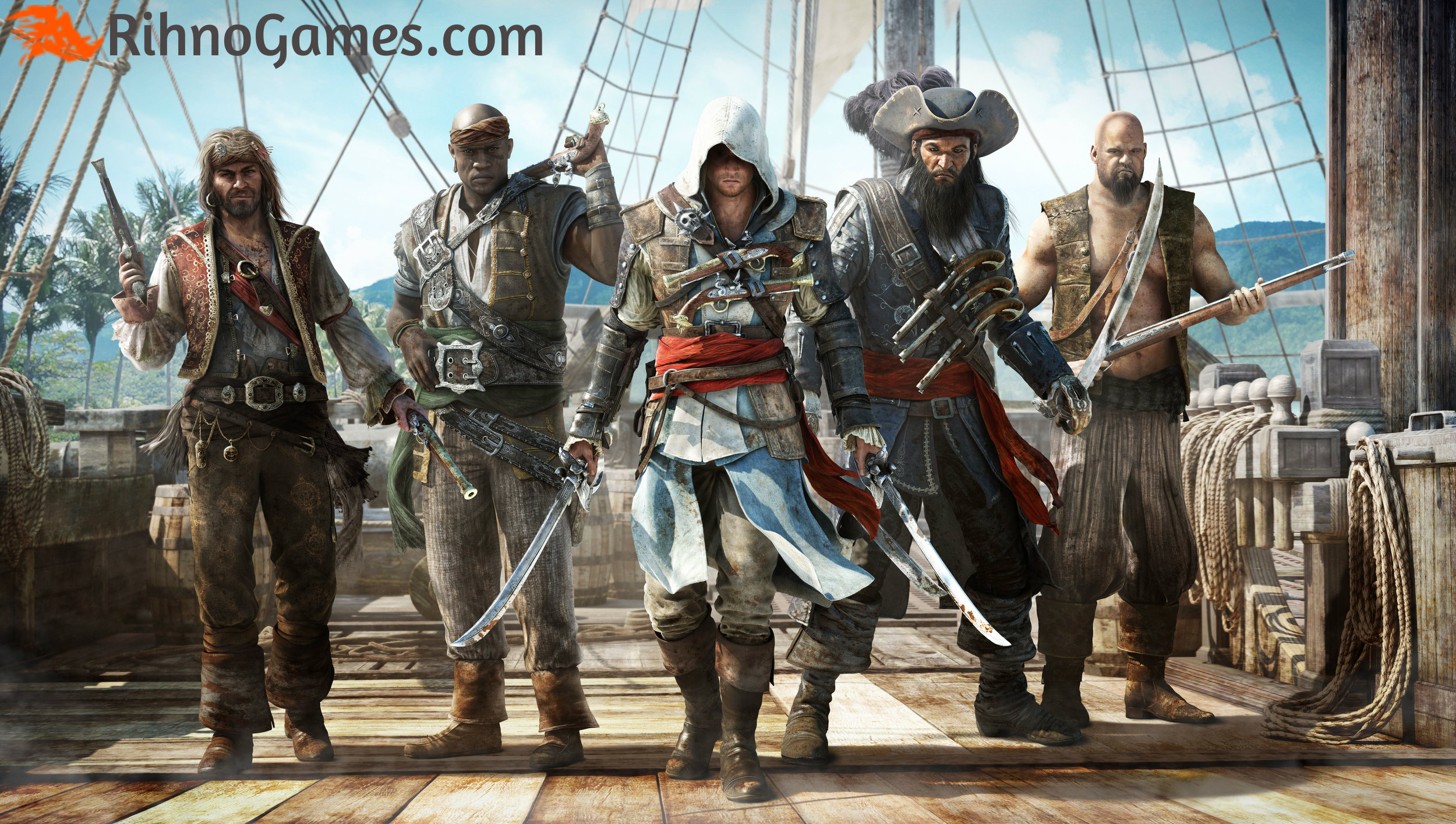 Assassin Creed IV Black Flag System Requirements
