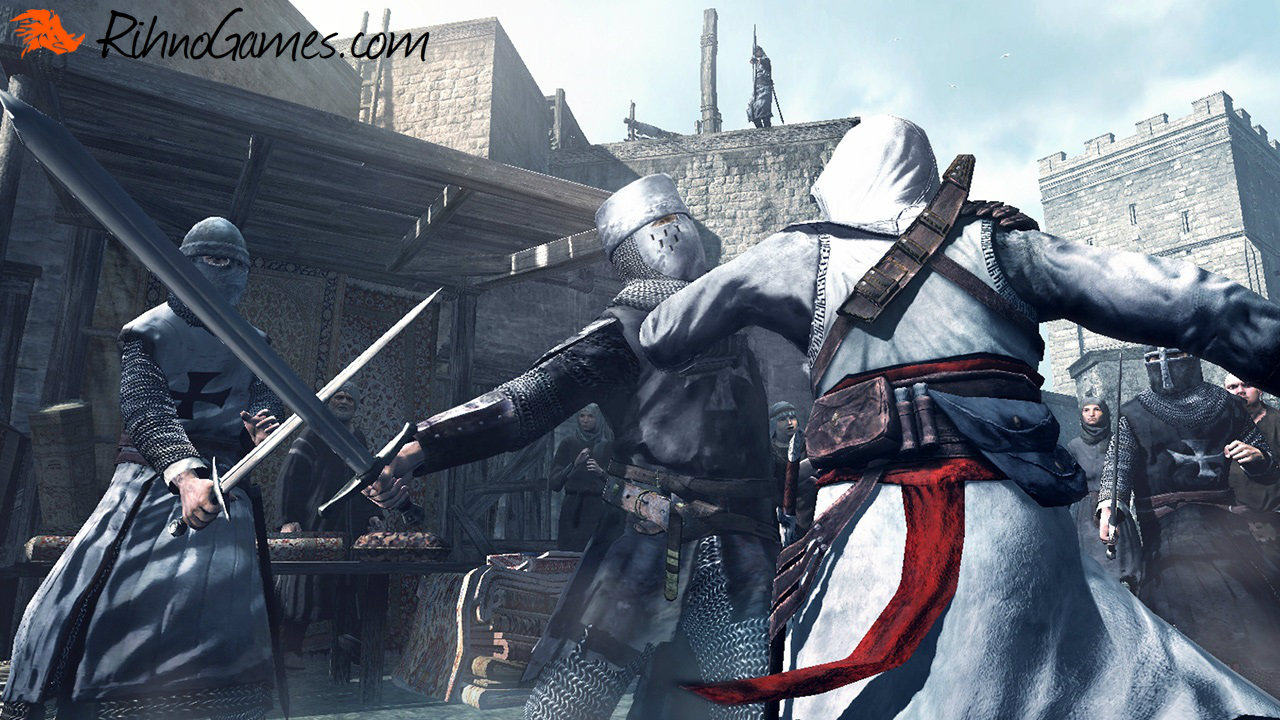 Assassin Creed 1 Crack Download Free