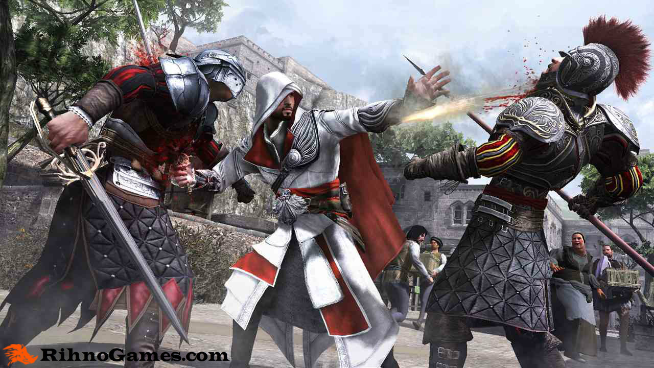 Assassin Creed Brotherhood System Requirements