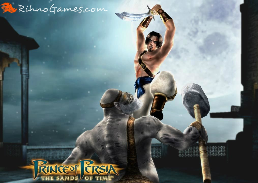 Prince of Persia The Sands of Time Download Game