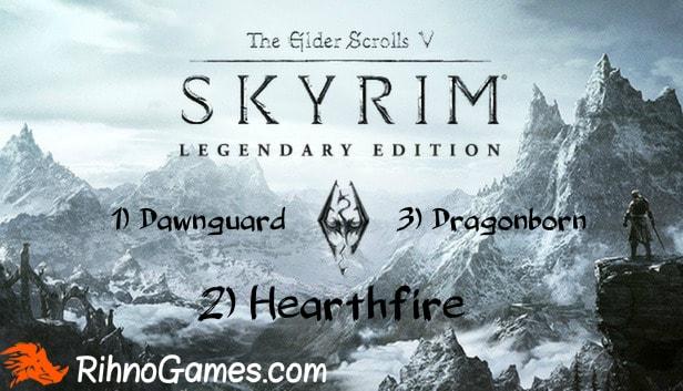 Skyrim Legendary Edition Download
