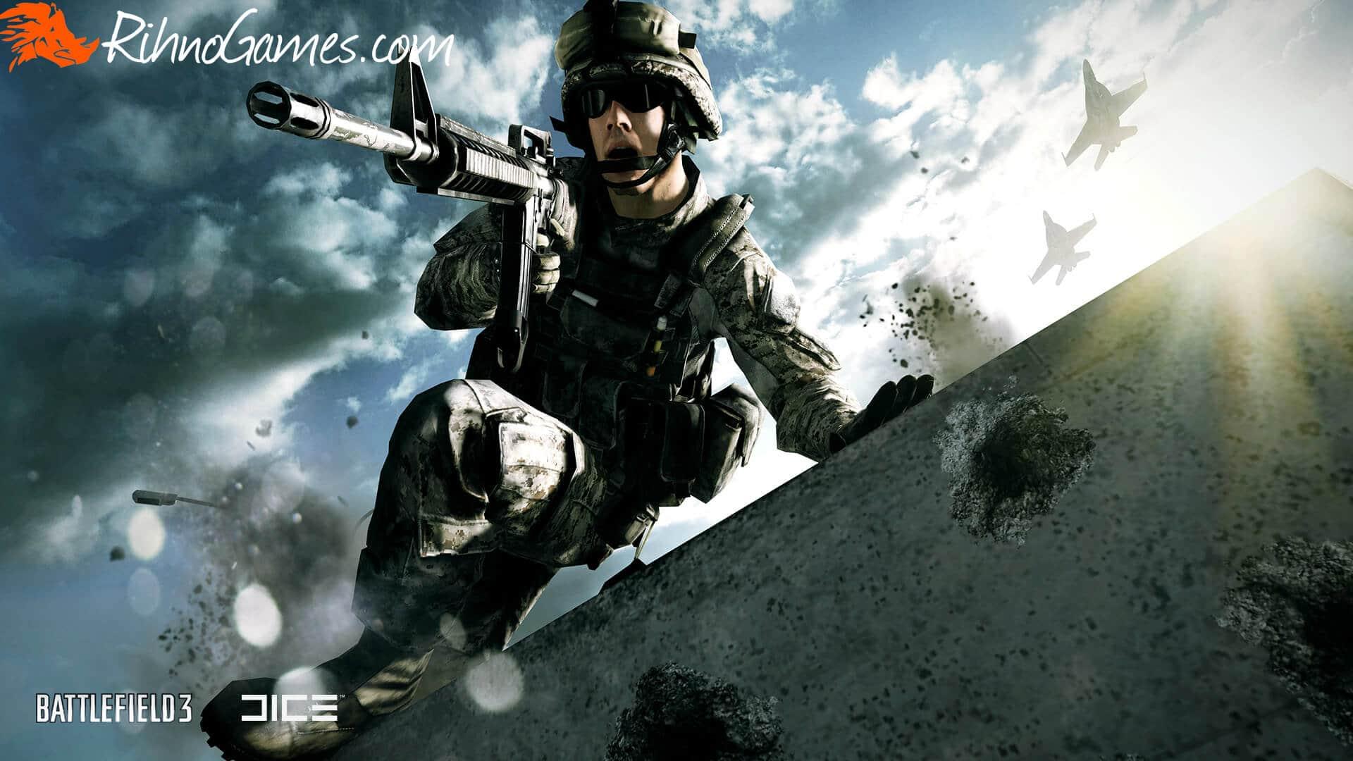 Battlefield 3 Crack Only Free Download