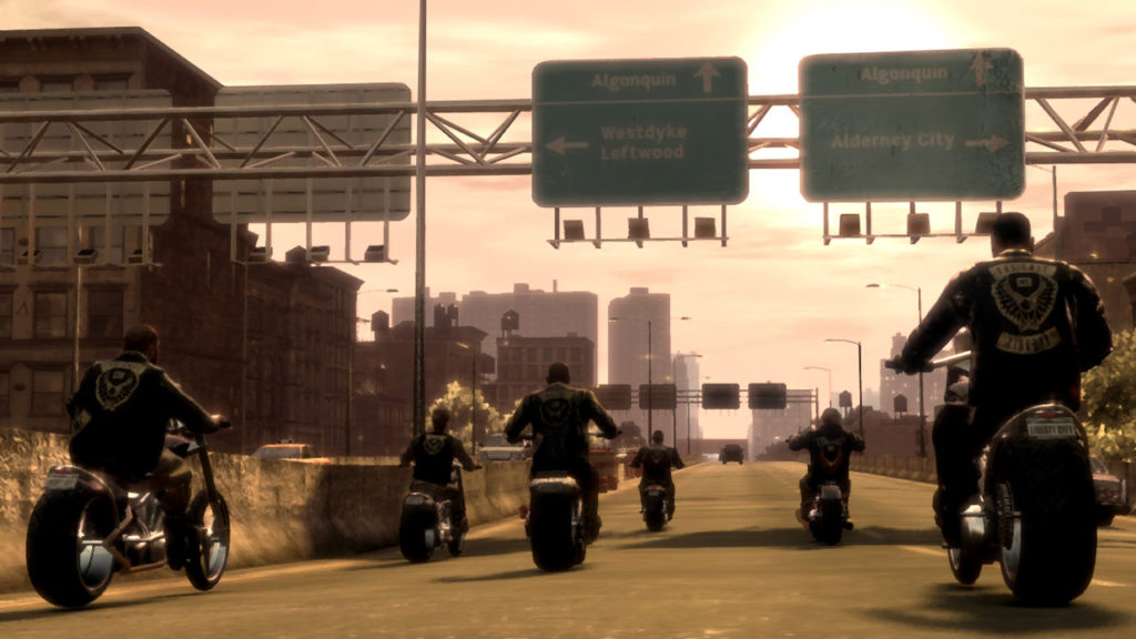 GTA IV Liberty City