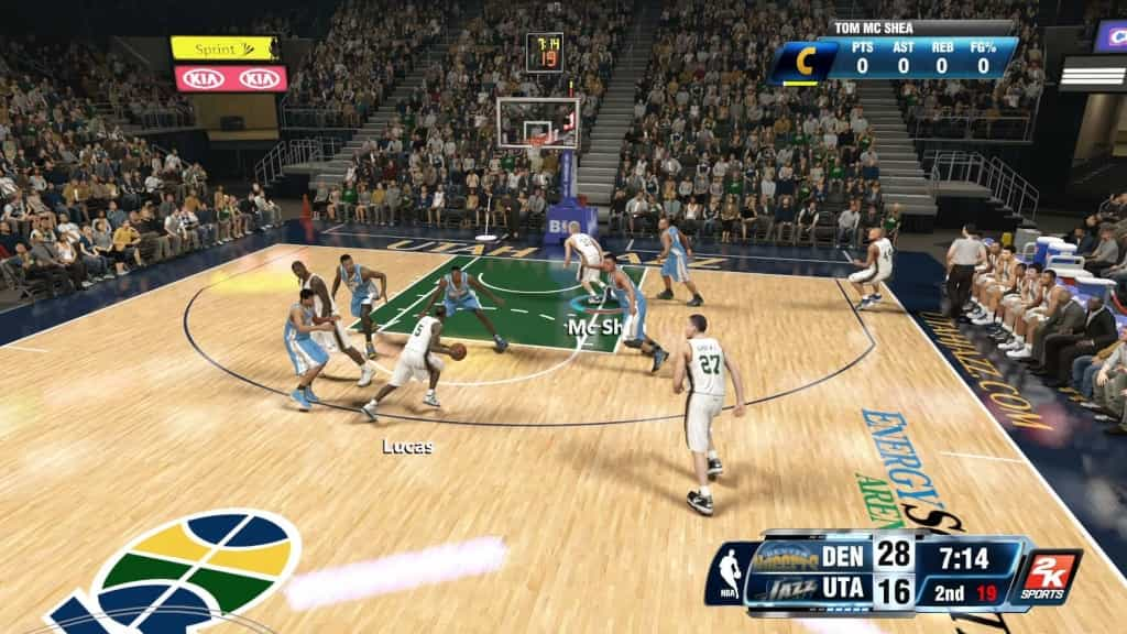 NBA 2k14 System Requirements for PC