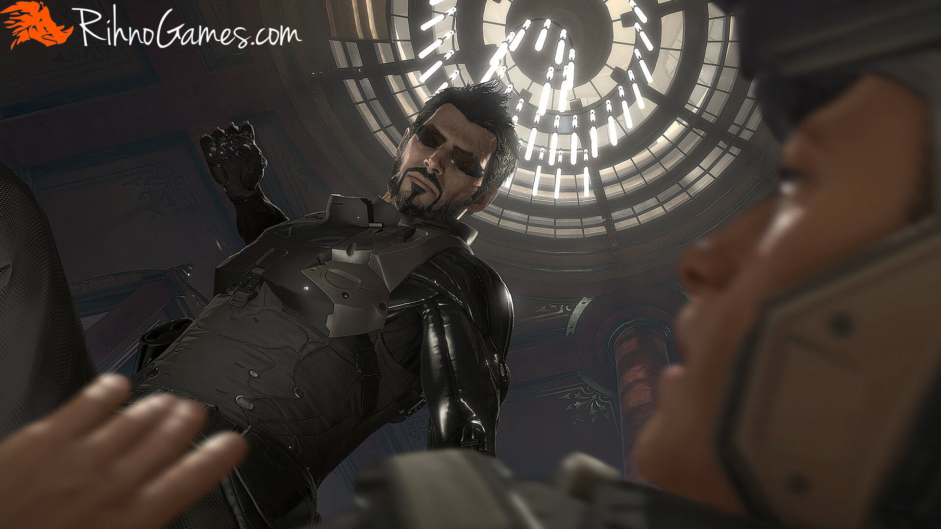 Deus Ex Mankind Divided System Requirements
