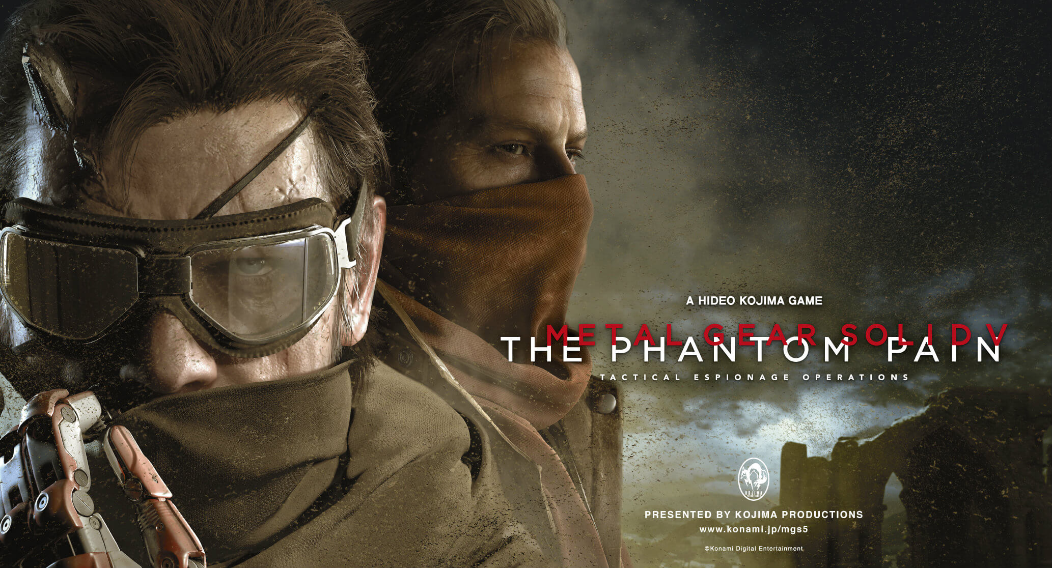 Metal Gear Solid V The Phantom Pain Download