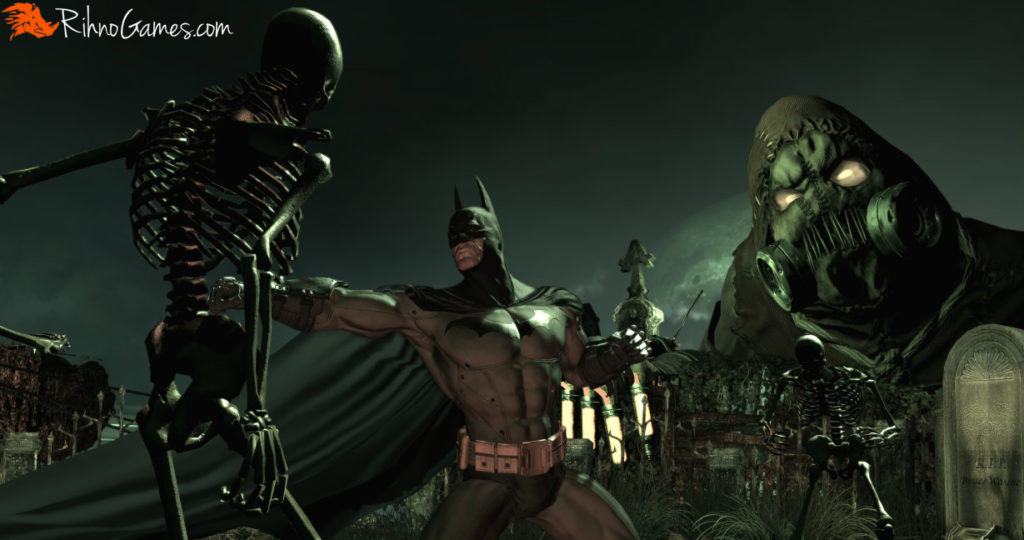 Batman Arkham Asylum Download Free