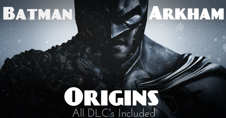 Batman Arkham Origins Download