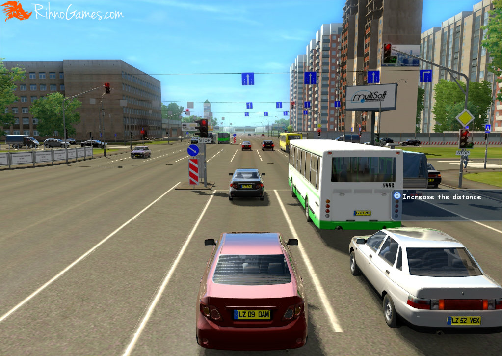 City Car Driving Download Free