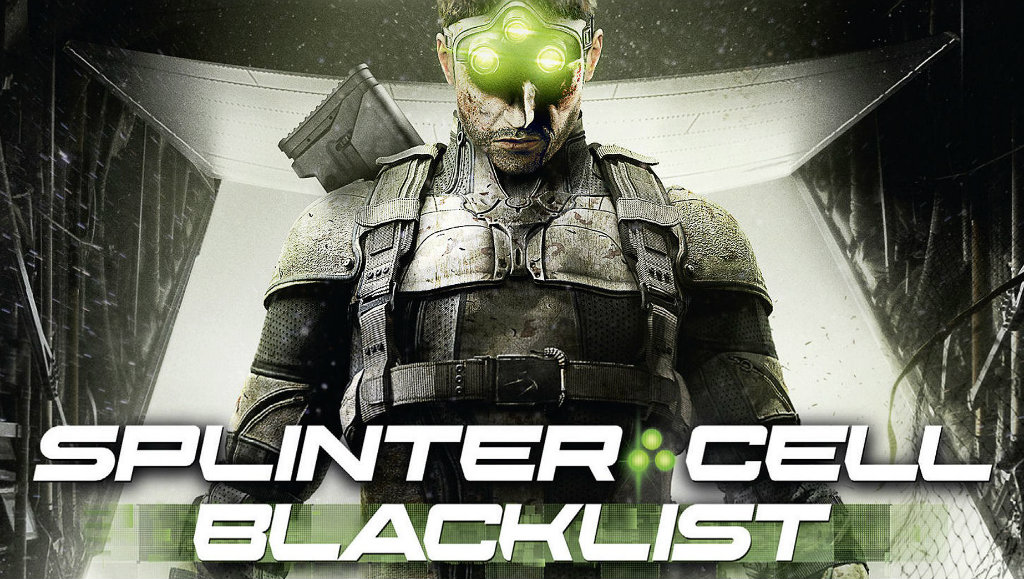 Splinter Cell Blacklist Download