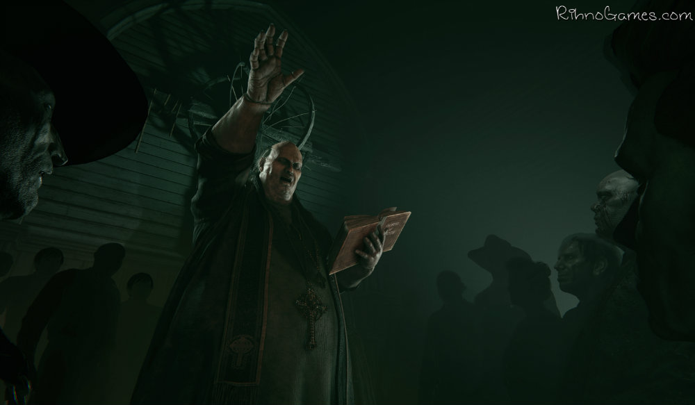 Outlast 2 Download PC Game