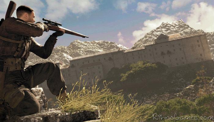 Install Sniper Elite 4