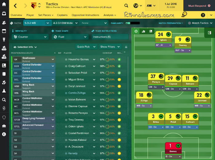 Football Manager 2017 Download Free for PC