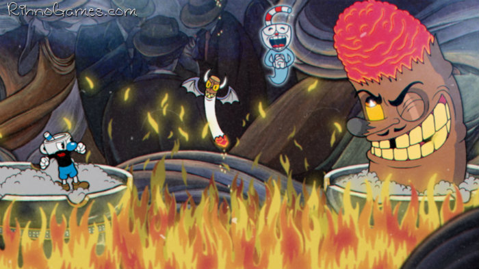 Cuphead Game Download Free for PC