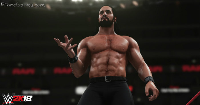 Install WWE 2k18