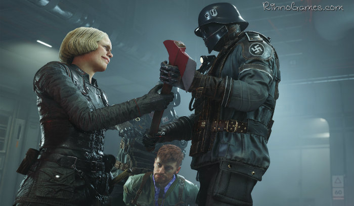 The Wolfenstein 2 The New Colossus Download