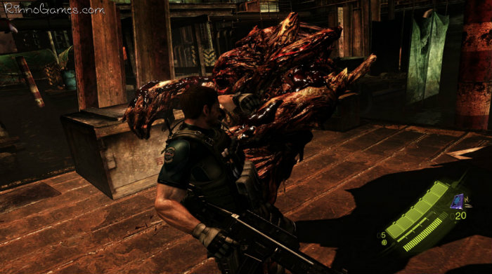 Resident Evil 6 Free Download for PC