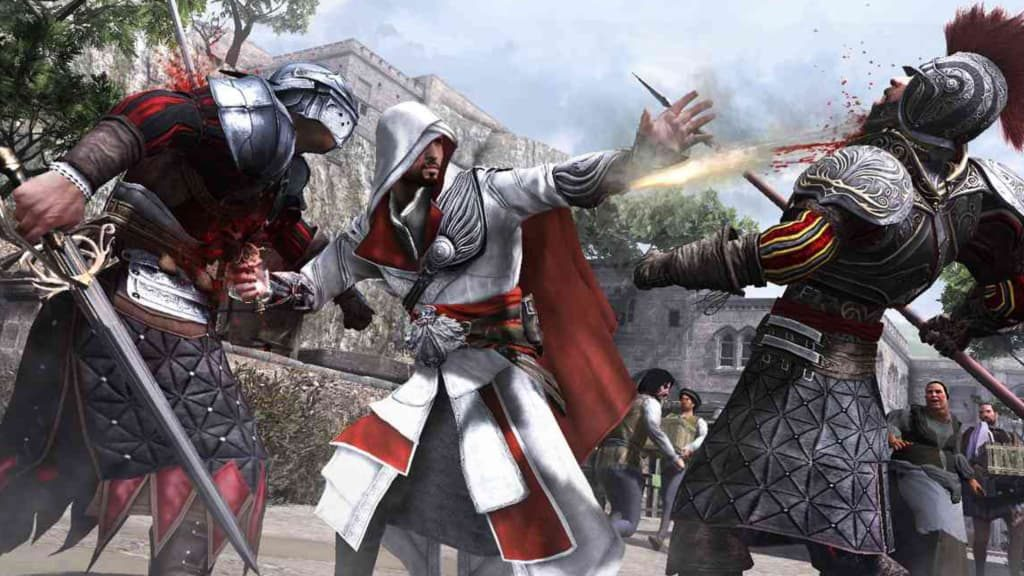 Assassins Creed Brotherhood Download for PC