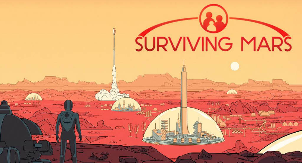 Surviving Mars Free Download