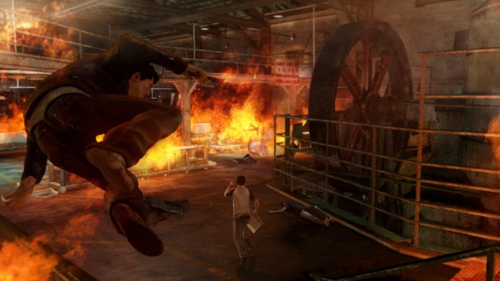 Sleeping Dogs Definitive Edition Torrent