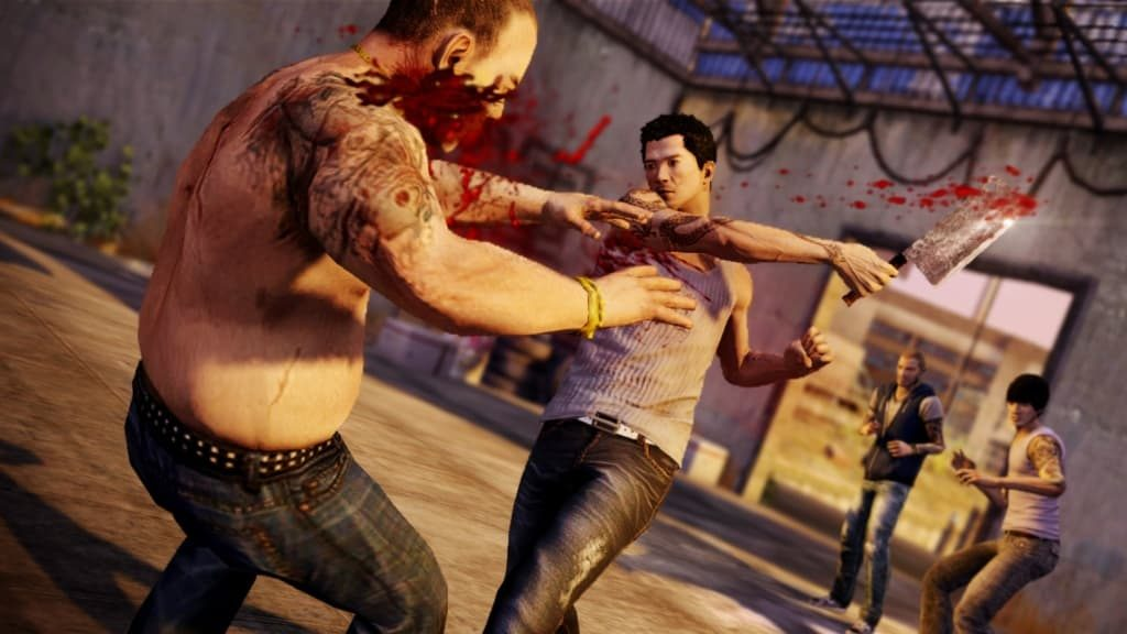 Sleeping Dogs Game ALL DLC