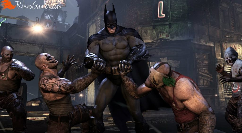 Batman Arkham City Download Free