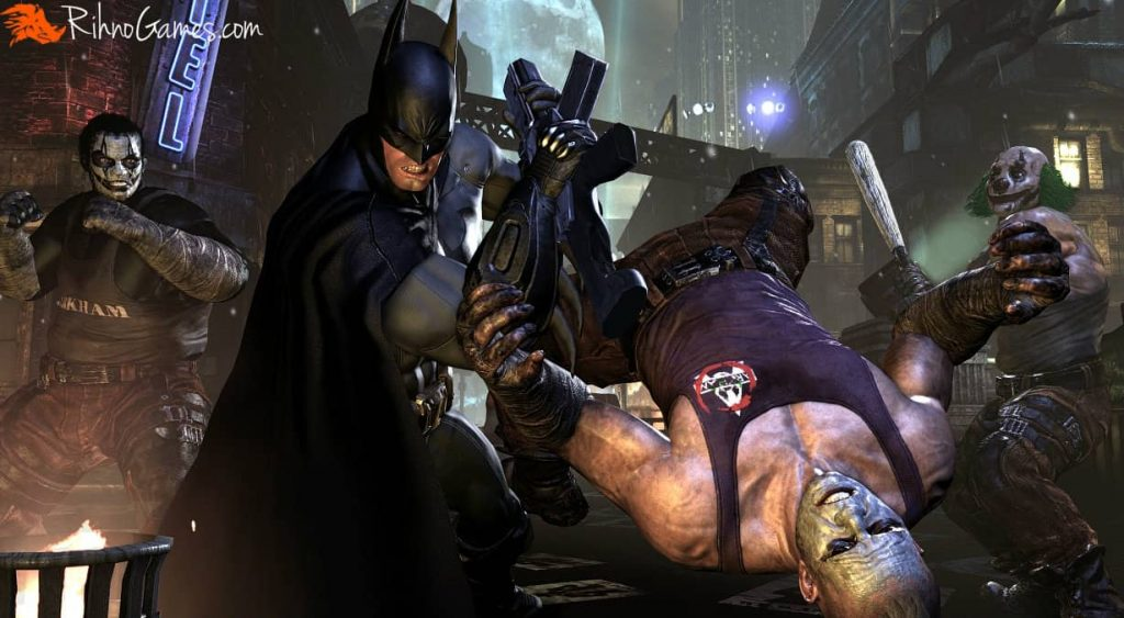 Batman Arkham City Torrent