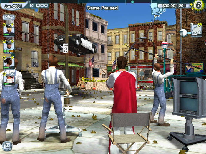 The Movies Game Free for Windows