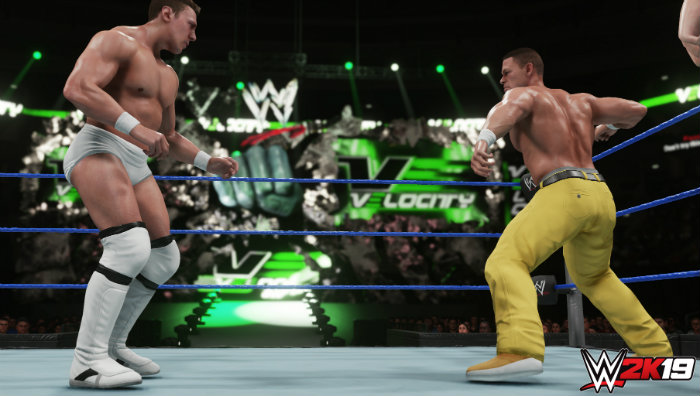 Download WWE 2k19 Free for PC