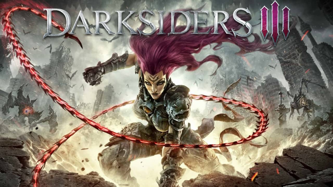 Darksiders III Download for PC
