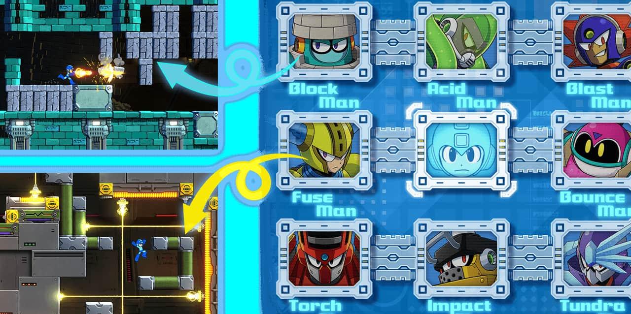 Mega Man 11 Download