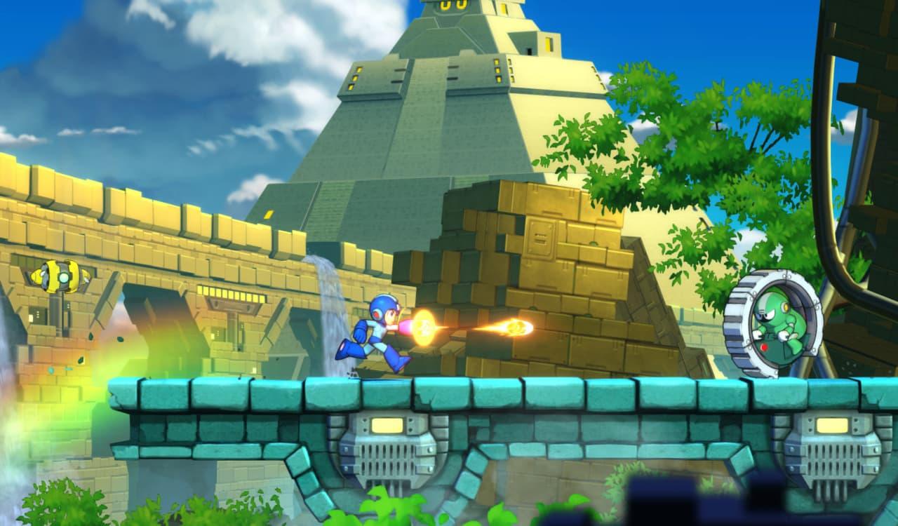 Mega Man 11 torrent