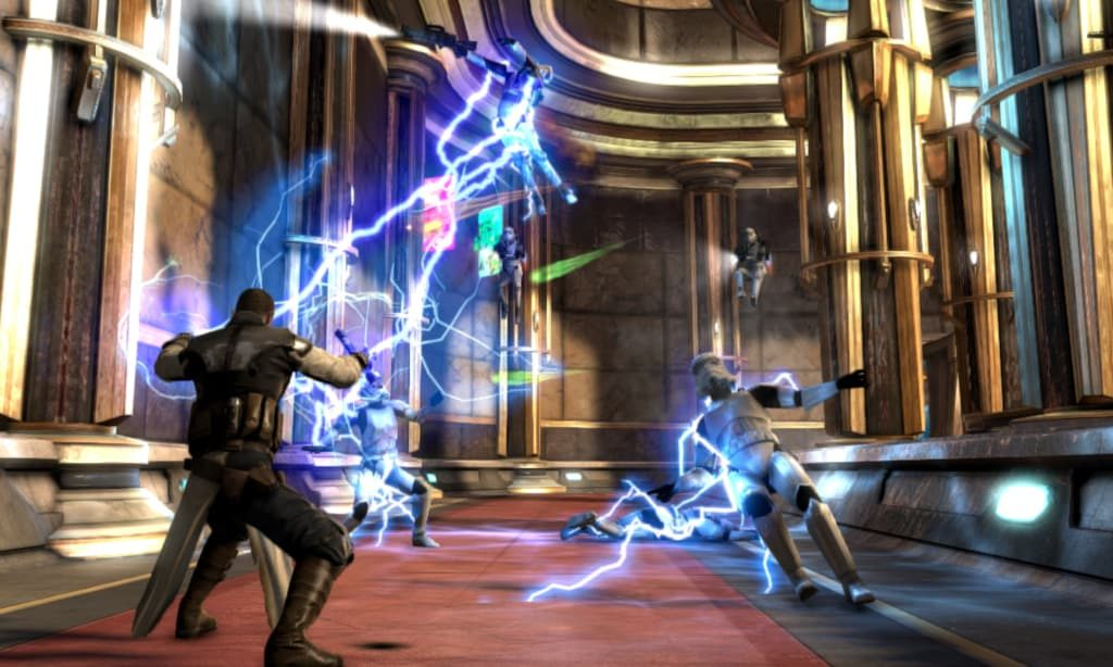 Star Wars The Force Unleashed 2 Download
