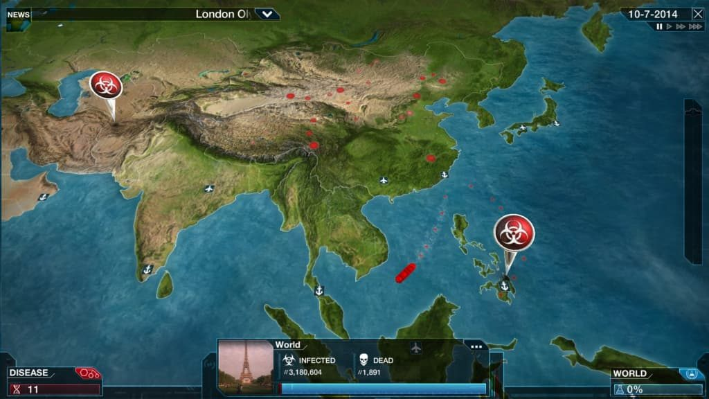 Plague Inc Evolved Download
