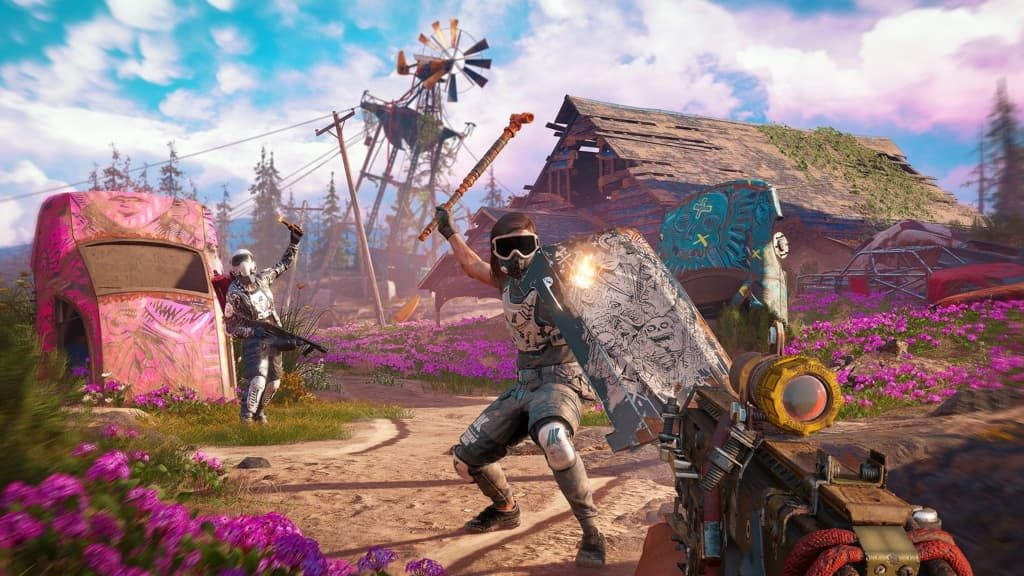 Far Cry New Dawn Free for PC