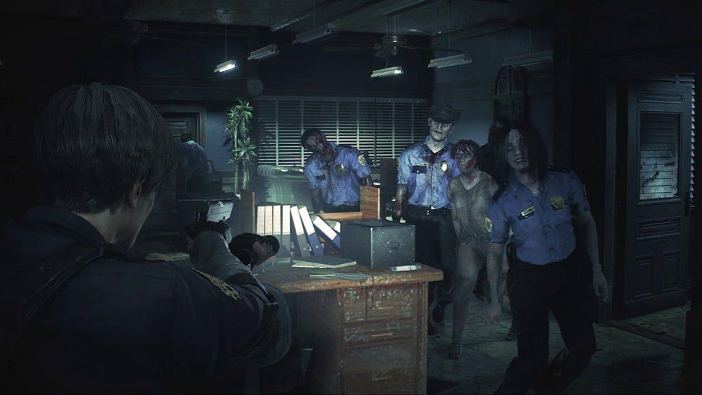Resident Evil 2 remake free download