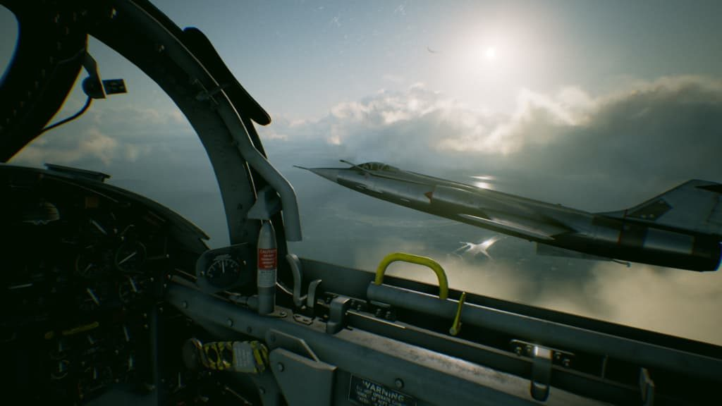 Ace Combat 7 Skies Unknown Free for PC