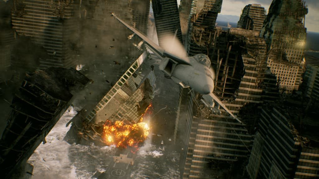 Ace Combat 7 Skies Unknown torrent