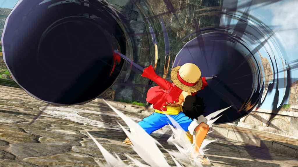 One Piece World Seeker free for PC