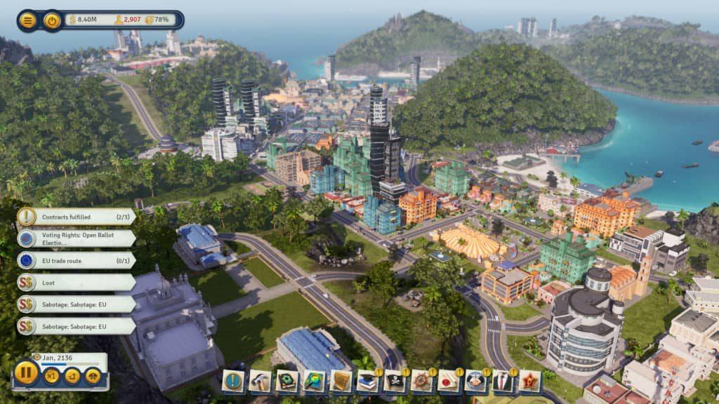 Tropico 6 free for PC