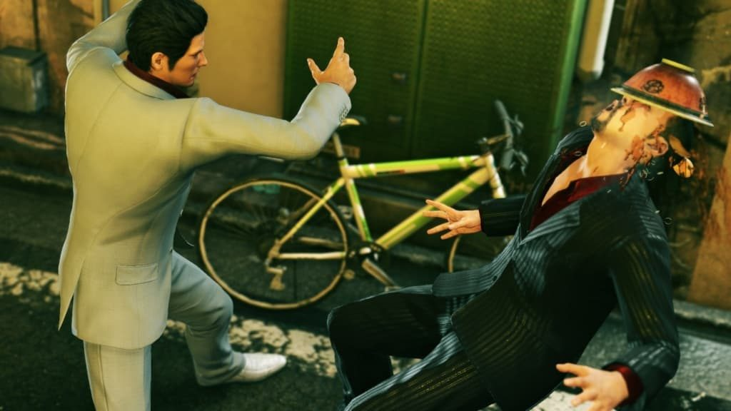 Yakuza Kiwami 2 Download