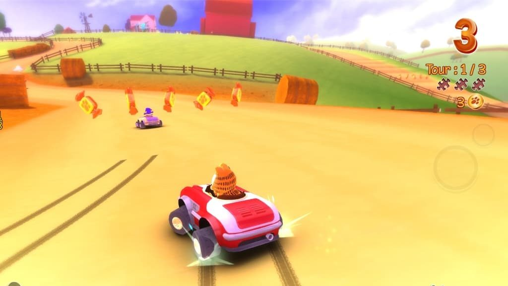 Garfield Kart PC Game Download