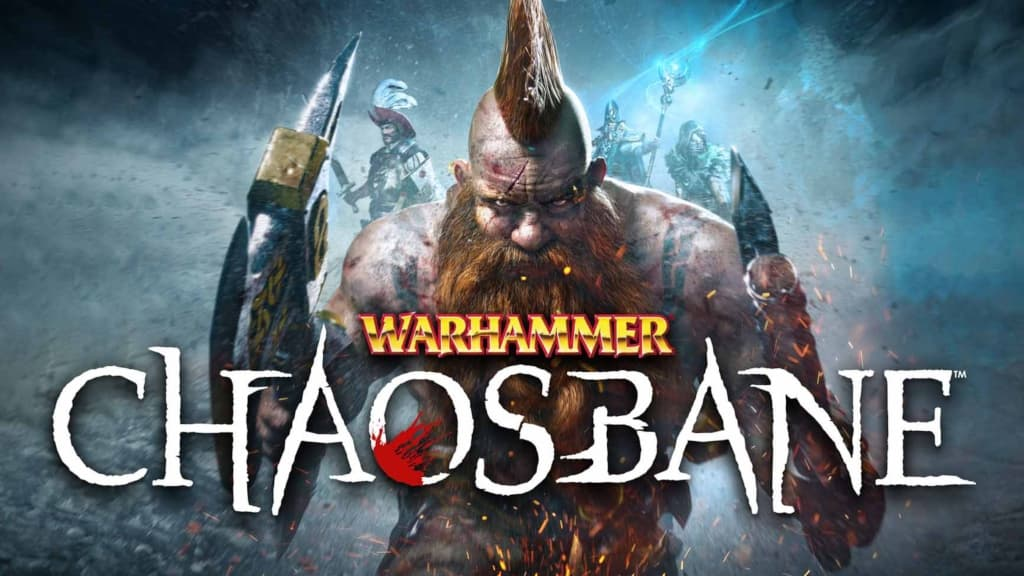 Warhammer Chaosbane Free Download