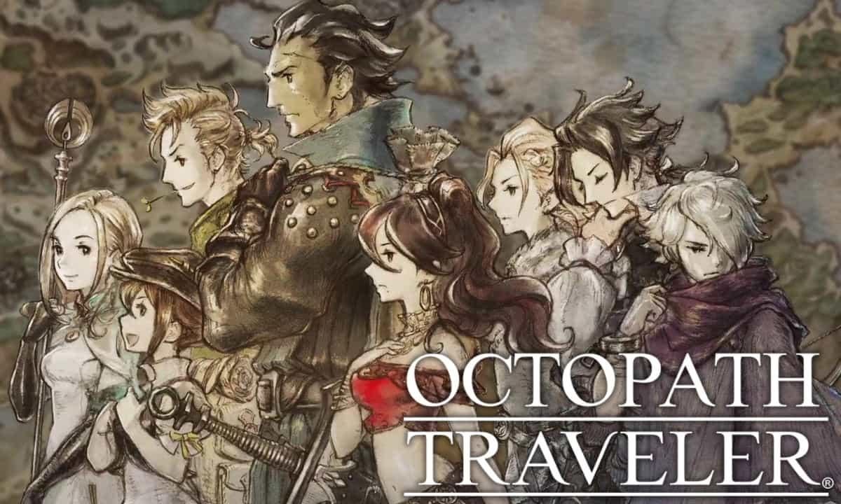 OCTOPATH TRAVELER Free Download