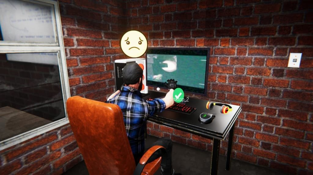 Internet Cafe Simulator Game