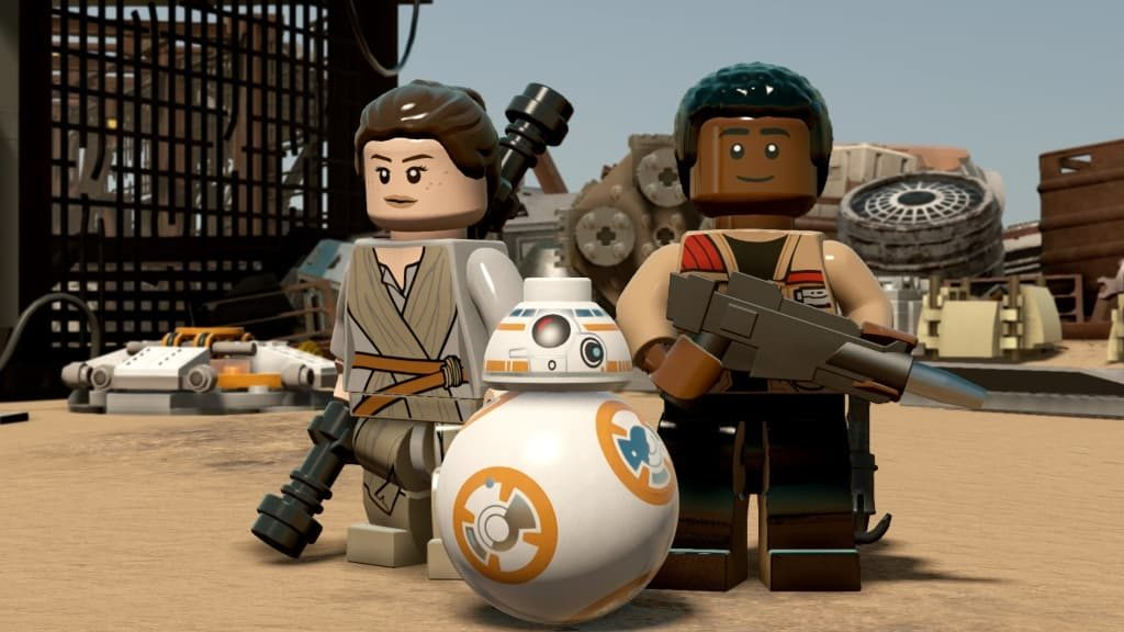 LEGO STAR WARS The Force Awakens Download