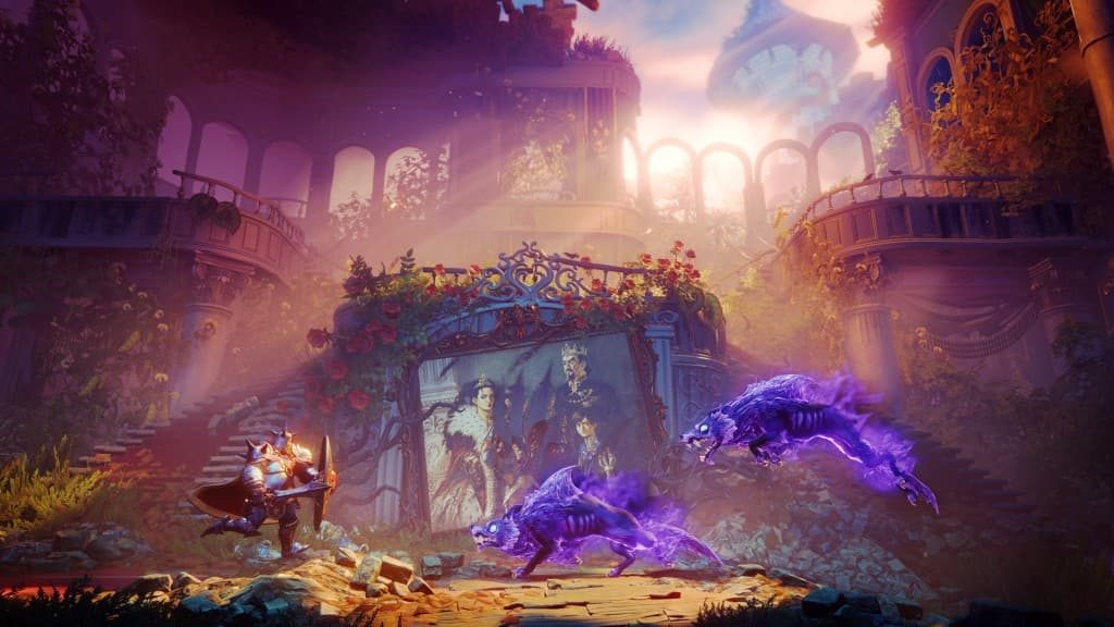 Trine 4 Nightmare Prince Game